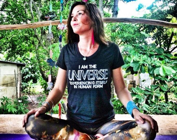 I AM the UNIVERSE Ladies Tee