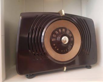 Vintage 1951 RCA X551 Bluetooth Speaker
