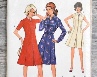 Burda 22191 sewing pattern - dress (Vintage)
