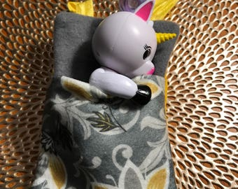 Fingerling sleeping bag