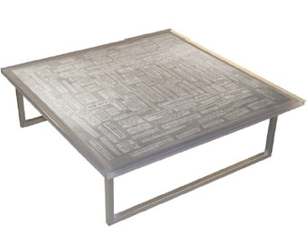 The Spoken Word Table (R and PG available)