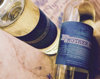 MOTHER EARTH Massage Oil