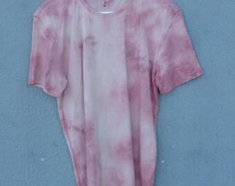 Sapanwood Hand Dyed Shibori T-Shirt