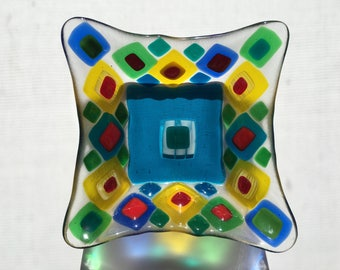 Hip to Be Square Candy Dish