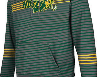 ProSphere Men's North Dakota State University Vector Pullover Hoodie (NDSU)