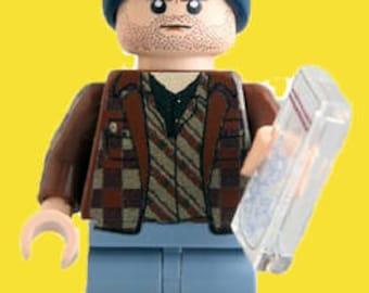 Jesse Pinkman Breaking Bad Custom Minifigure v2 100% Lego Compatible!