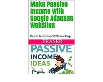 Passive Income Make Money In Your Sleep E-book