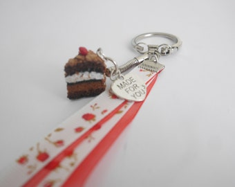 Keychain Black Forest