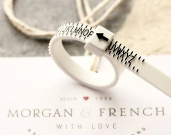 Ring Sizer - Morgan and French