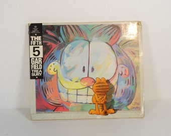 5th Garfield Treasury - Jim Davis 1989