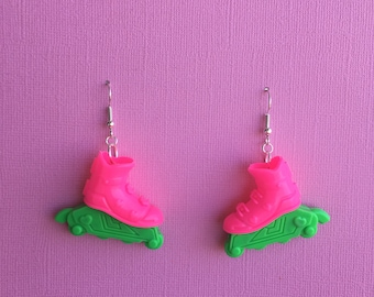 Rollerblade Earrings