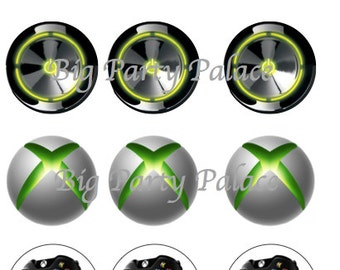 XBOX download image... XBOX party...kids birthday...goodie bags