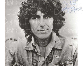 George Harrison The Beatles signed 8X10 photo picture poster autograph RP
