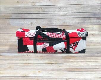 Cricut Carrying Case, Cricut Tote, Silhouette Carrier, Curio Carrier, Scrapbook Bag, Carry Bag, Travel Bag, Cricut Carrying Case