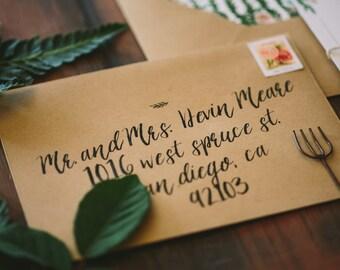 Custom Envelope Printing