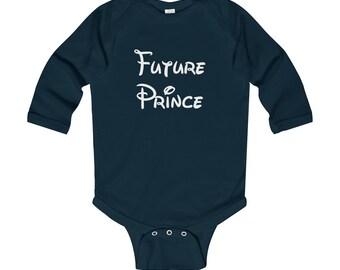 Future Disney Prince Onesie