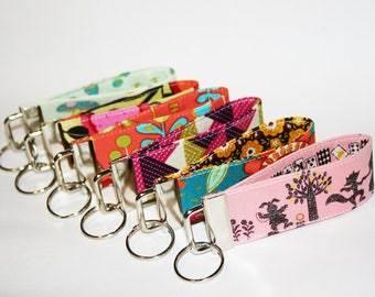 Keychain - Keyfob - colorful - gift for her