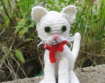 Amigurumi Kitten Patterns : Easy amigurumi cat amigurumi black cat door stopper crochet lion