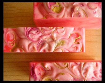 Pink Secret Crush Soap, Victoria's Secret • Pretty Gift Teen Girl, Gift for Girlfriend, floral & feminine pink soap, Gift for Her