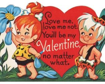 400+ Vintage Adult & Children Valentine Cards On CD For Scrapbooking