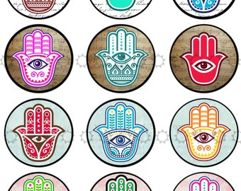 Namaste Hand Magnets Pins Party Favors Wedding Gift Sets Fridge Magnets
