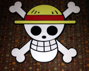 Luffy's Jolly Roger