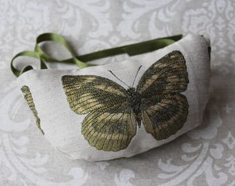 Butterfly Bustle Pillow