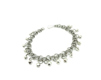 Ankle Bracelet With Bells - Perfect For Belly Dancing