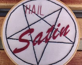 Hail Satin!