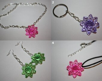 Flower Pendant Jewelry & Accessories - SELECT STYLE