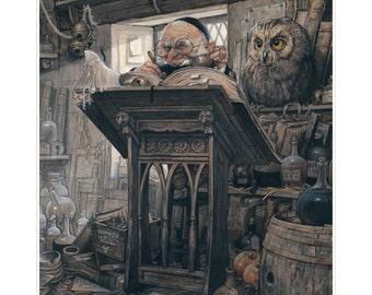 Fine Art Print - DUNLEE DARNAN