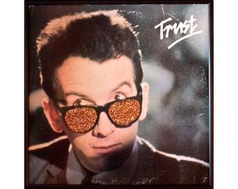 Glittered Elvis Costello Trust Album