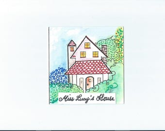 Miss Lucy's House