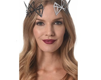 Unique metal headress -  mythical/fairytale/wedding  -  Handcrafted