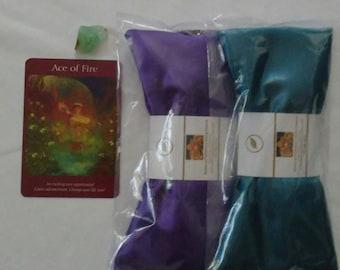 Therapeutic Lavender Third Eye Pillow