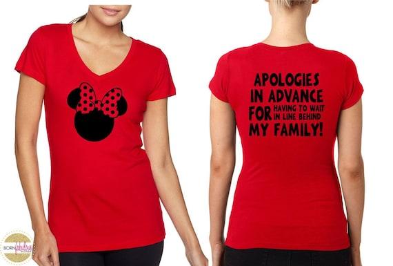 Disney Family Shirts BqZ1w14M