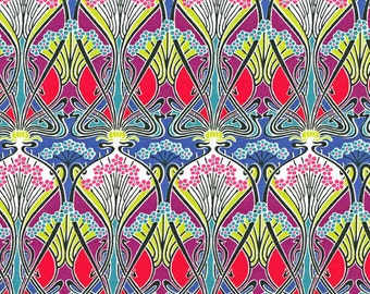 Liberty Fabric Tana Lawn Fat Quarter Ianthe A