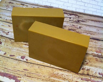 Scent Blocker Goats Milk Soap / Hunting Soap / Dirt Scented Soap