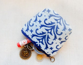 Make Up Bag/ Coin Purse/ Gift for Her/ Mothers Day Gift/ Best Friend Gift/ Gift for Women/ Gift for Mom/ Teacher Gift/ Graduation Gift