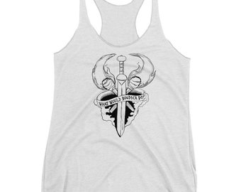 What Would Boudica Do Women's Racerback Tank
