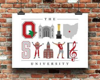 The Ohio State University Print