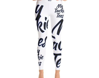 My Tackie Tees Yoga Leggings/Pants