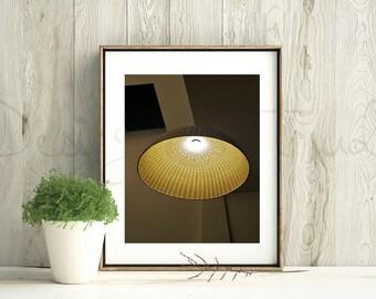 Light Of House Print