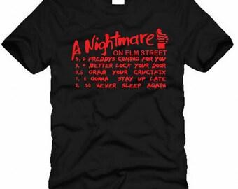 A Nightmare on Elm Street, Freddy Krueger T-shirt