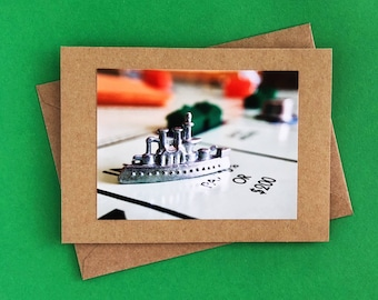 Handmade note card - greeting card - blank card - any occasion card