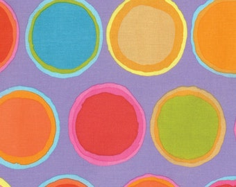 Artisan Paint Pots Orange Purple #PWKF002.ORANG by Kaffe Fassett for Westminster Fibers