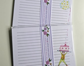 Recipe Cards, packs of 10, Jug and Little Man designs