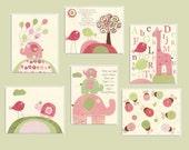 Nursery wall print, Baby ...