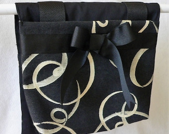 """Convertible """"Ruth"""" Tapestry Walker Bag and Purse"""