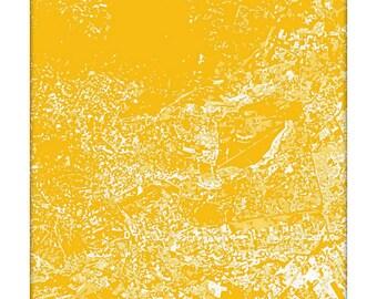 Nairobi Cityscape Art Print / Kenya City Map Wall Art / 8x10 / Choose your Color